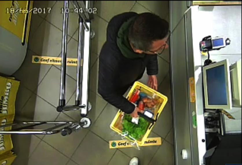 Detectie van winkelmandjes